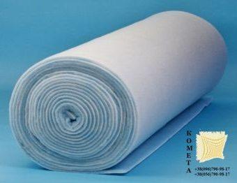 Ткань для фильтрации из полиэстера G4, арт. GFG4. Купить нетканые материалы