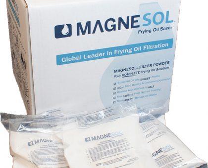 Жарка без страха. MAGNESOL — лучшая защита фритюрного масла